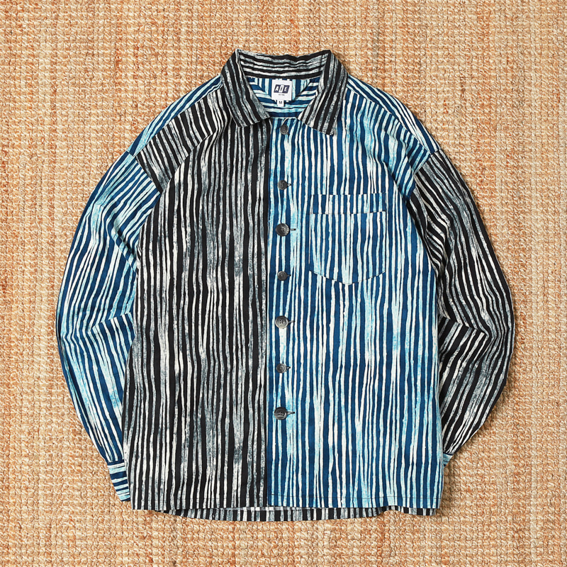 AIE STRIPED PJ SHIRTS