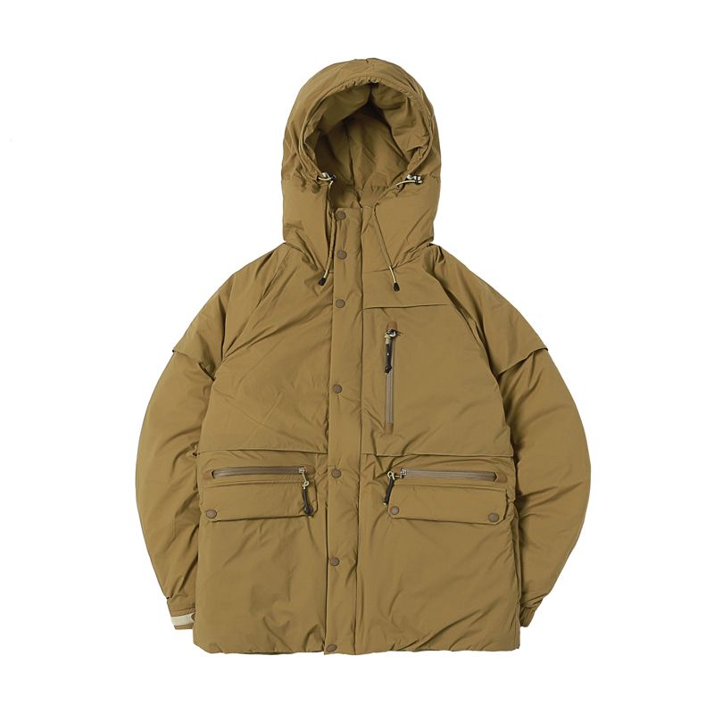 FT ACTION DOWN PARKA - COYOTE