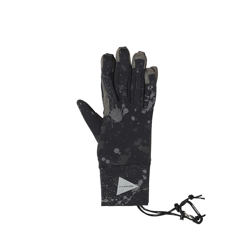 POLATEC GLOVES - GREY