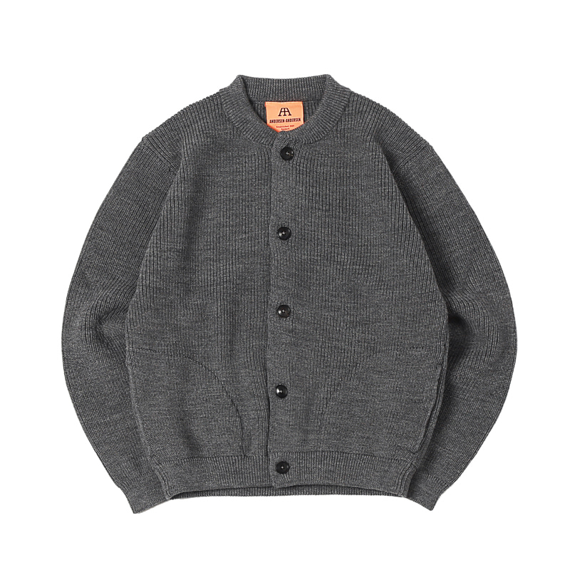SKIPPER JACKET - GREY