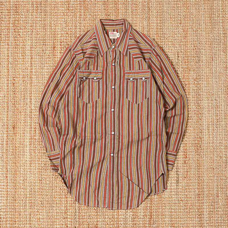 LEVIS VINTAGE CLOTHING WESTERN SHIRT​