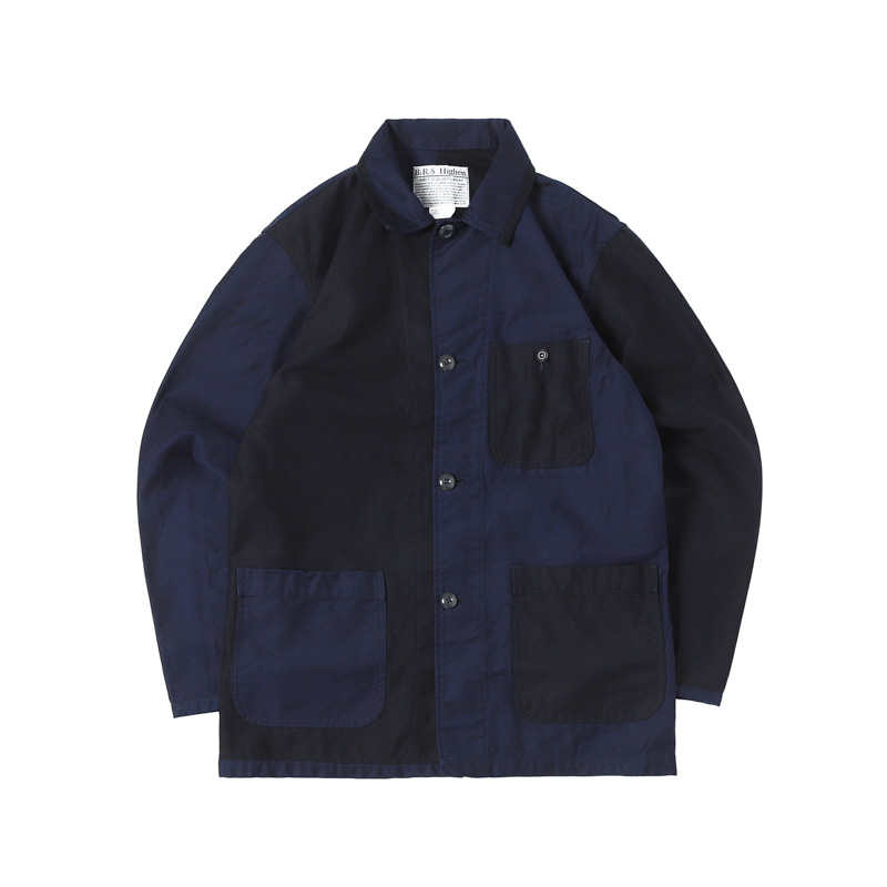 HIGHEST SWITCHING COVERALL - NAVY