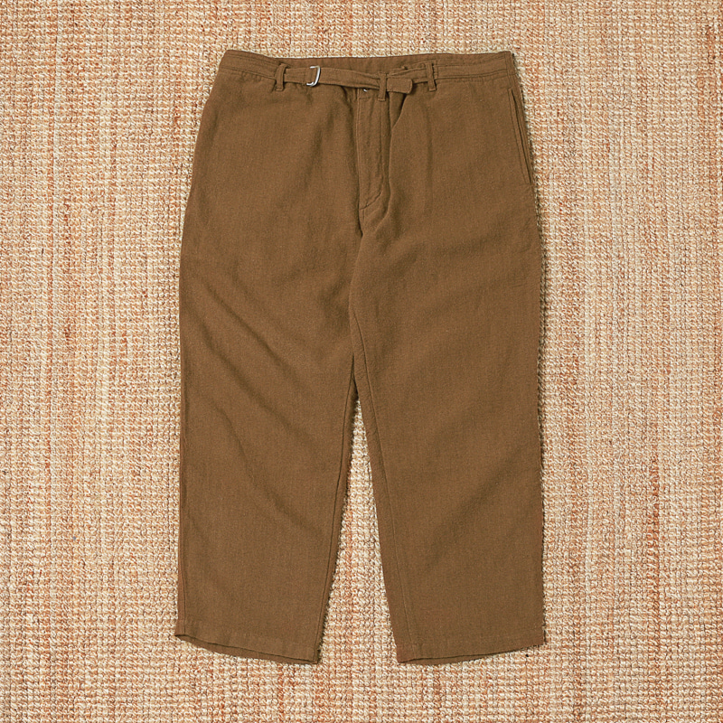 PILGRIM WOOL WRAP PANTS