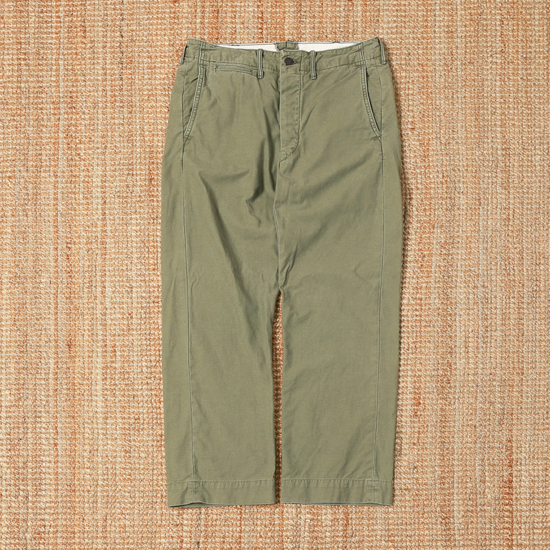 RRL CHINO PANTS - OLIVE