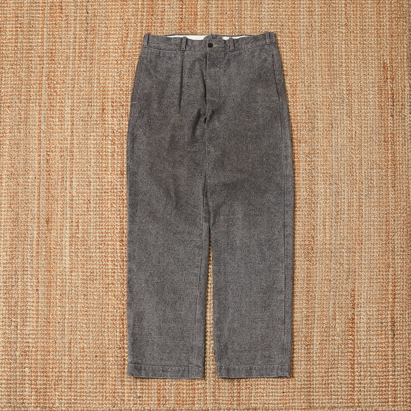 WAREHOUSE HELLER'S CAFE HERRING CHINO PANTS