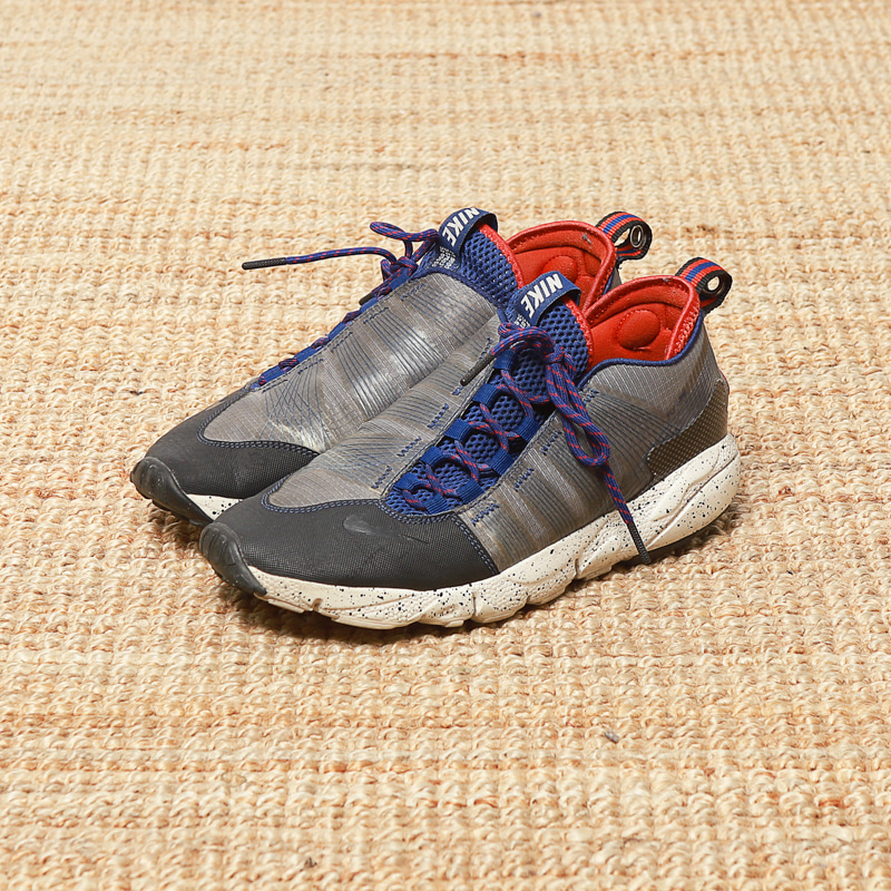 NIKE AIR FOOTSCAPE - NAVY