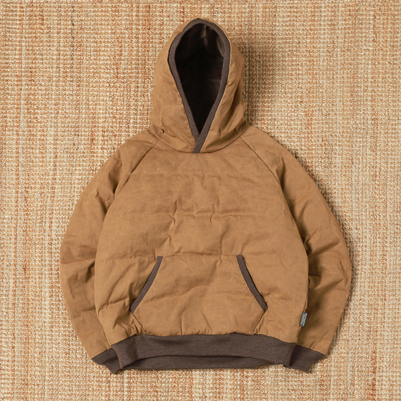 ROCKY MOUNTAIN FEATHERBED PULLOVER HOODED