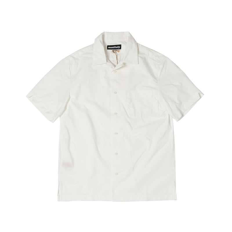 WEEKEND SHIRTS - LT POPLIN WHITE