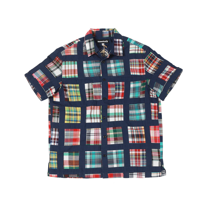 PATCHWORK VACATION SHIRTS