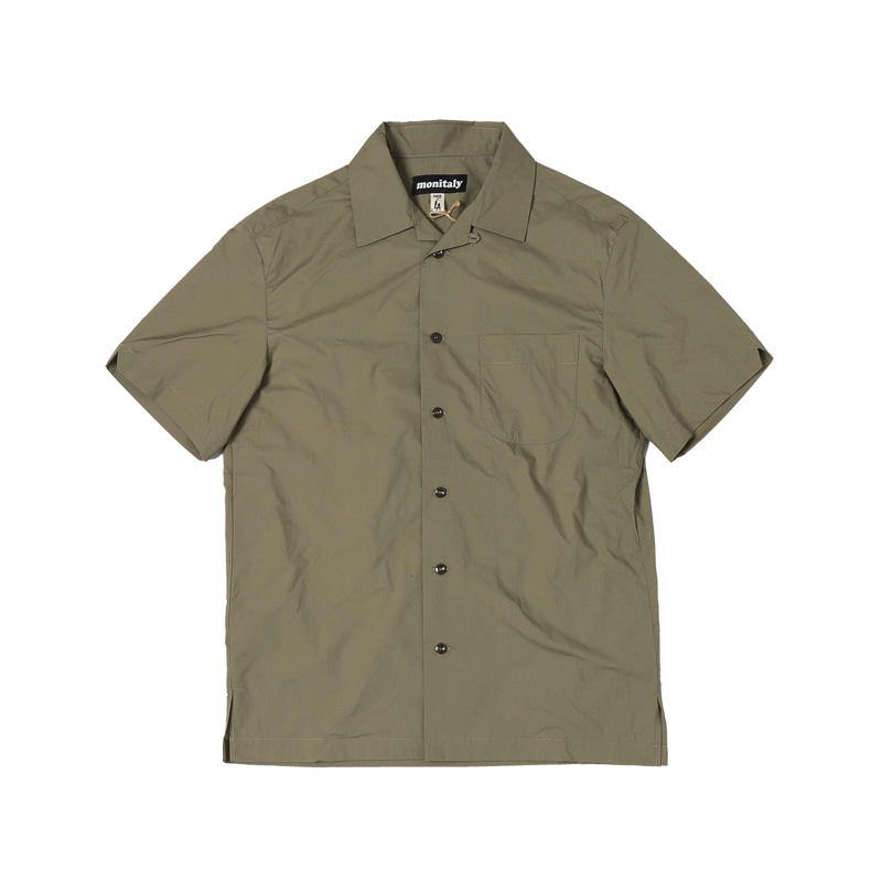 WEEKEND SHIRTS - LT POPLIN SAGE