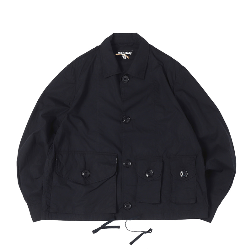 MILITARY SERVICE TYPE A JACKET - VANCLOTH OXFORD BLACK