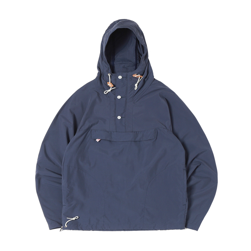 PACKABLE ANORAK - MIDNIGHT BLUE