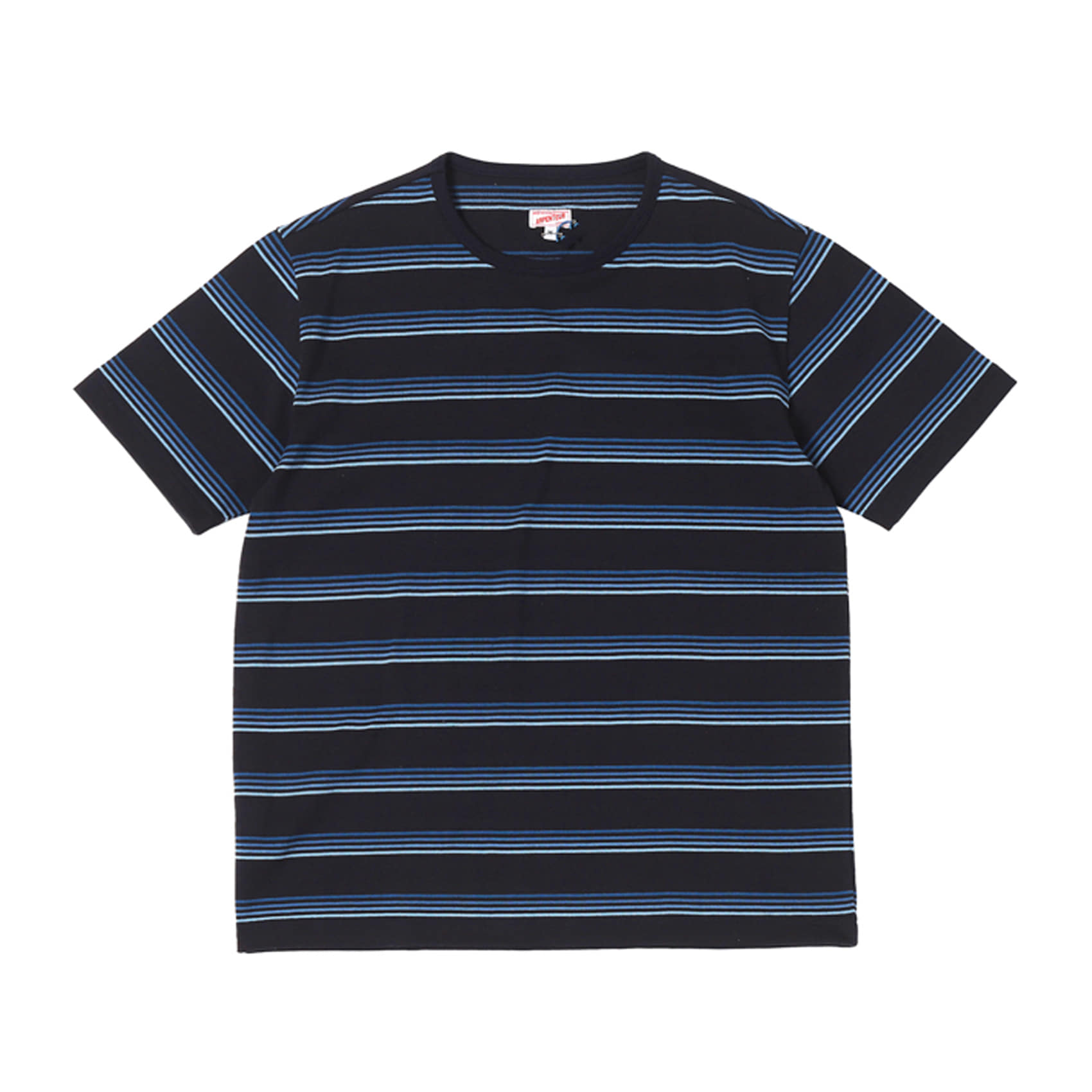MATCH T-SHIRT - NAVY / QUADRUPLE BLUE
