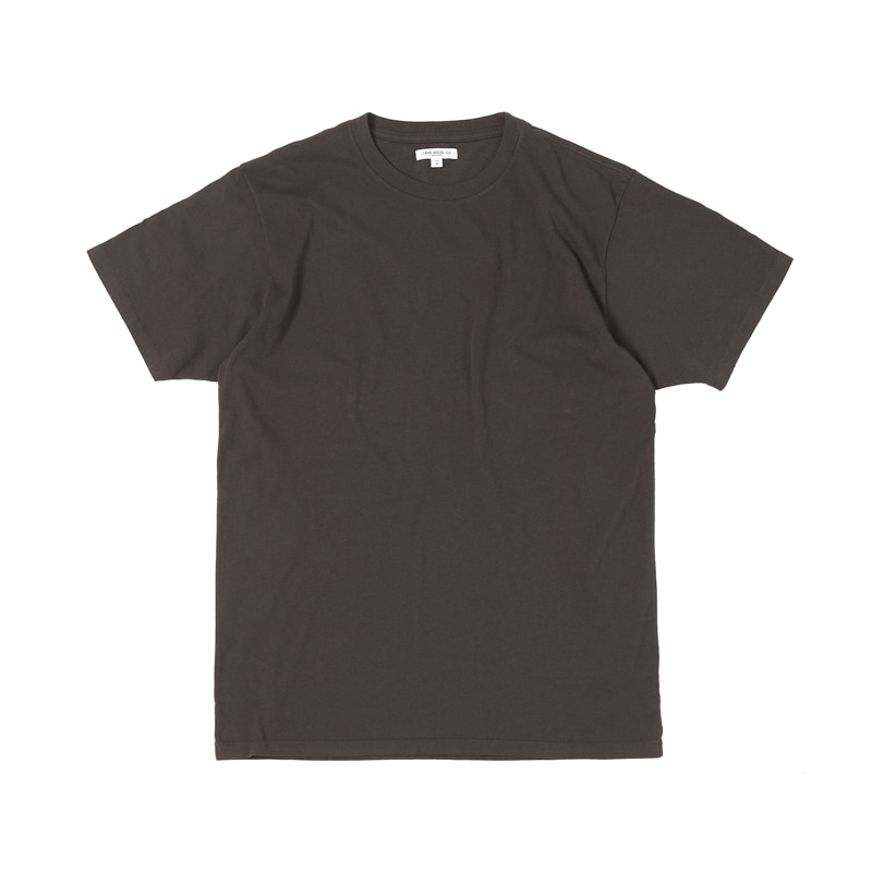 LITE JERSEY T-SHIRT	- FADED BLACK