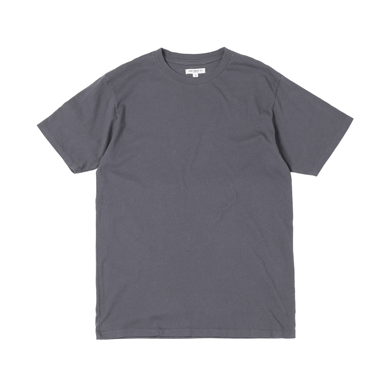 LITE JERSEY T-SHIRT	- NIGHT GREY