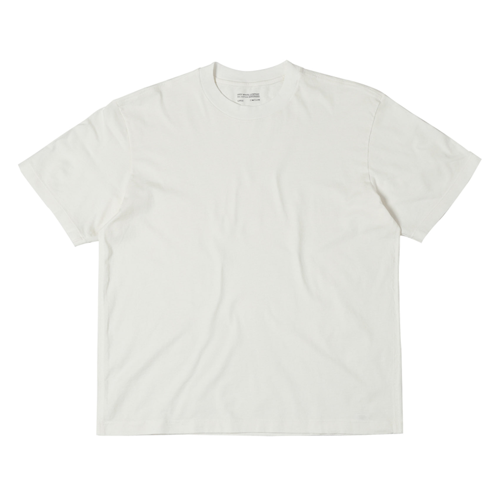 ATHENS T-SHIRT - WHITE