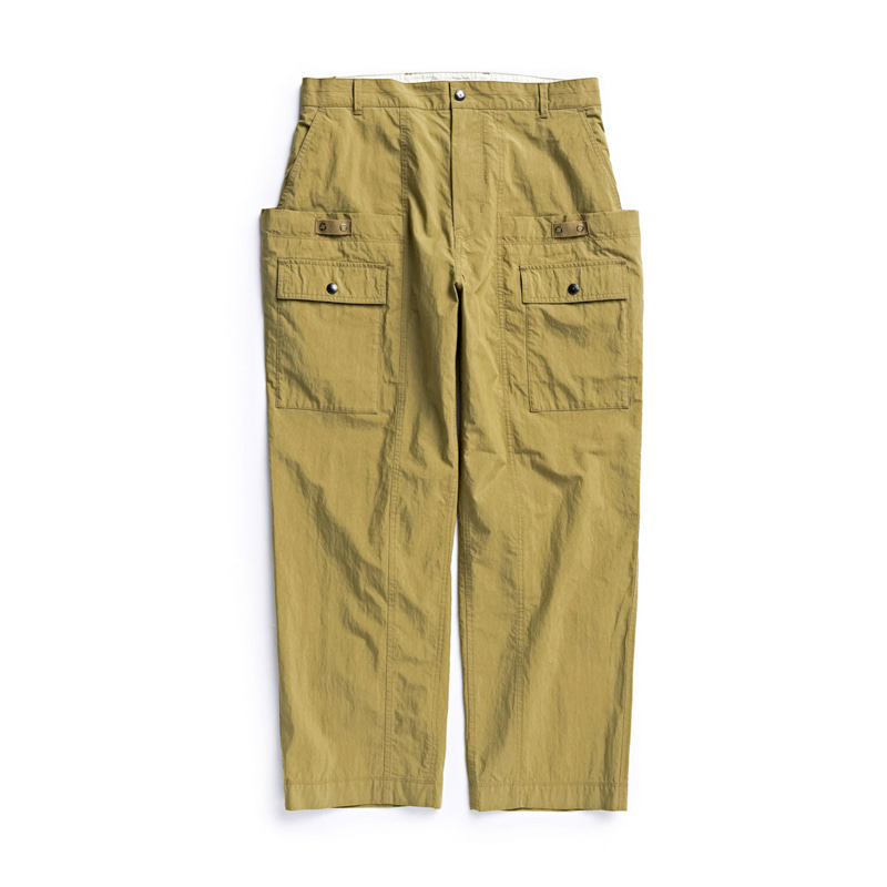 WAGON PANTS - BEIGE TWILL