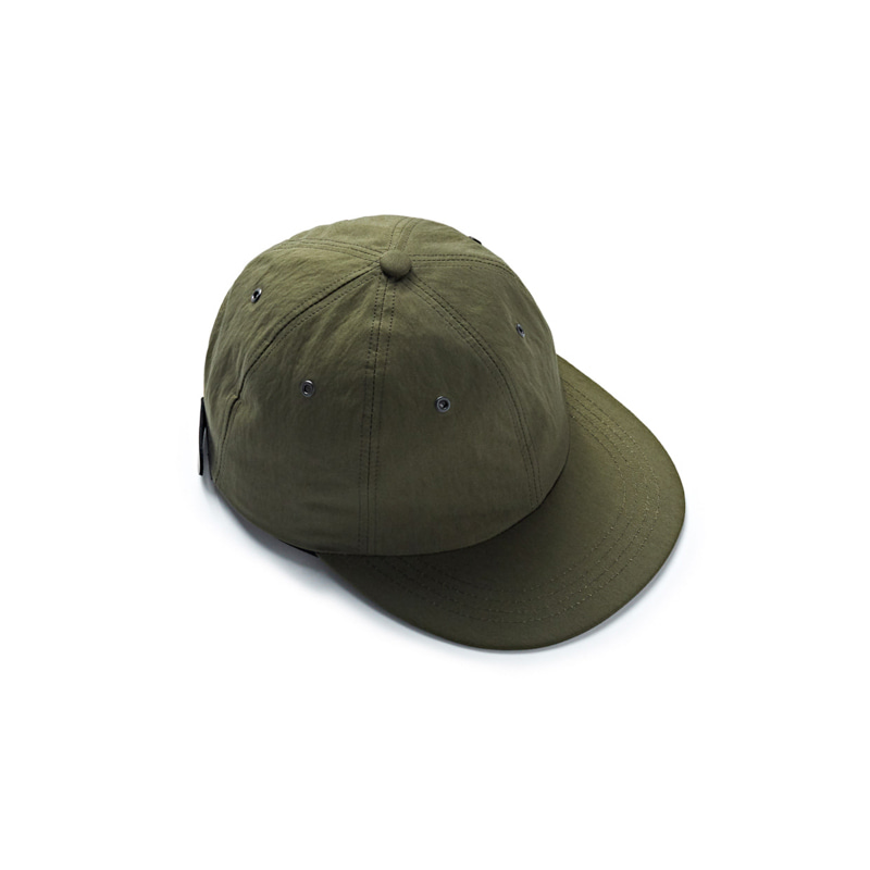 MECHANIC CAP - OLIVE TWILL