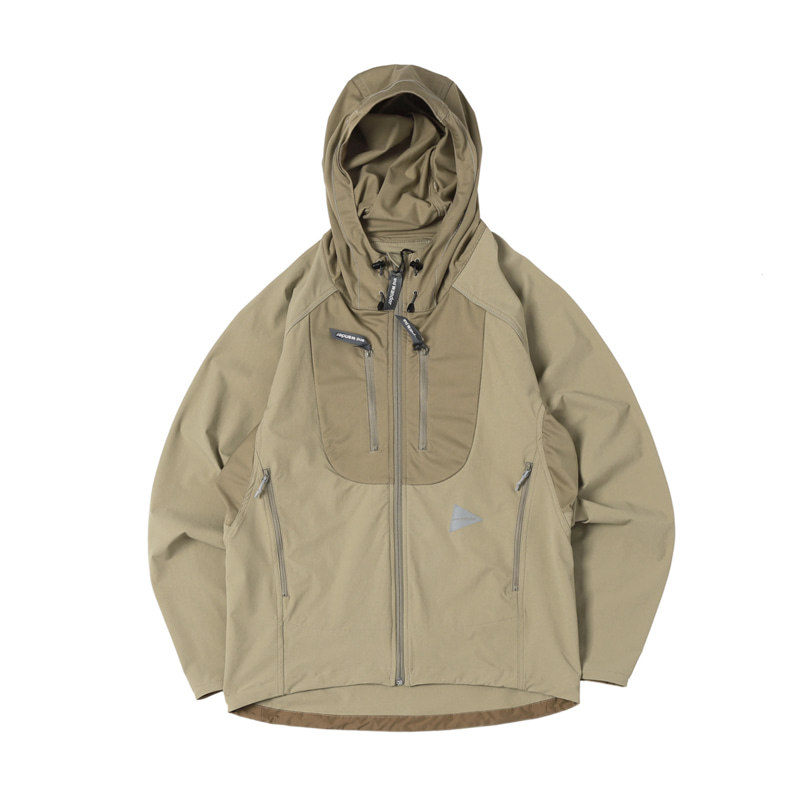 TREK JACKET 2 - BEIGE