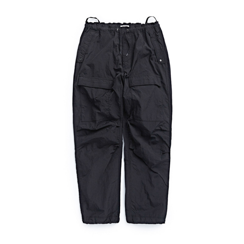CBR PANTS - BLACK NYLON WASHER