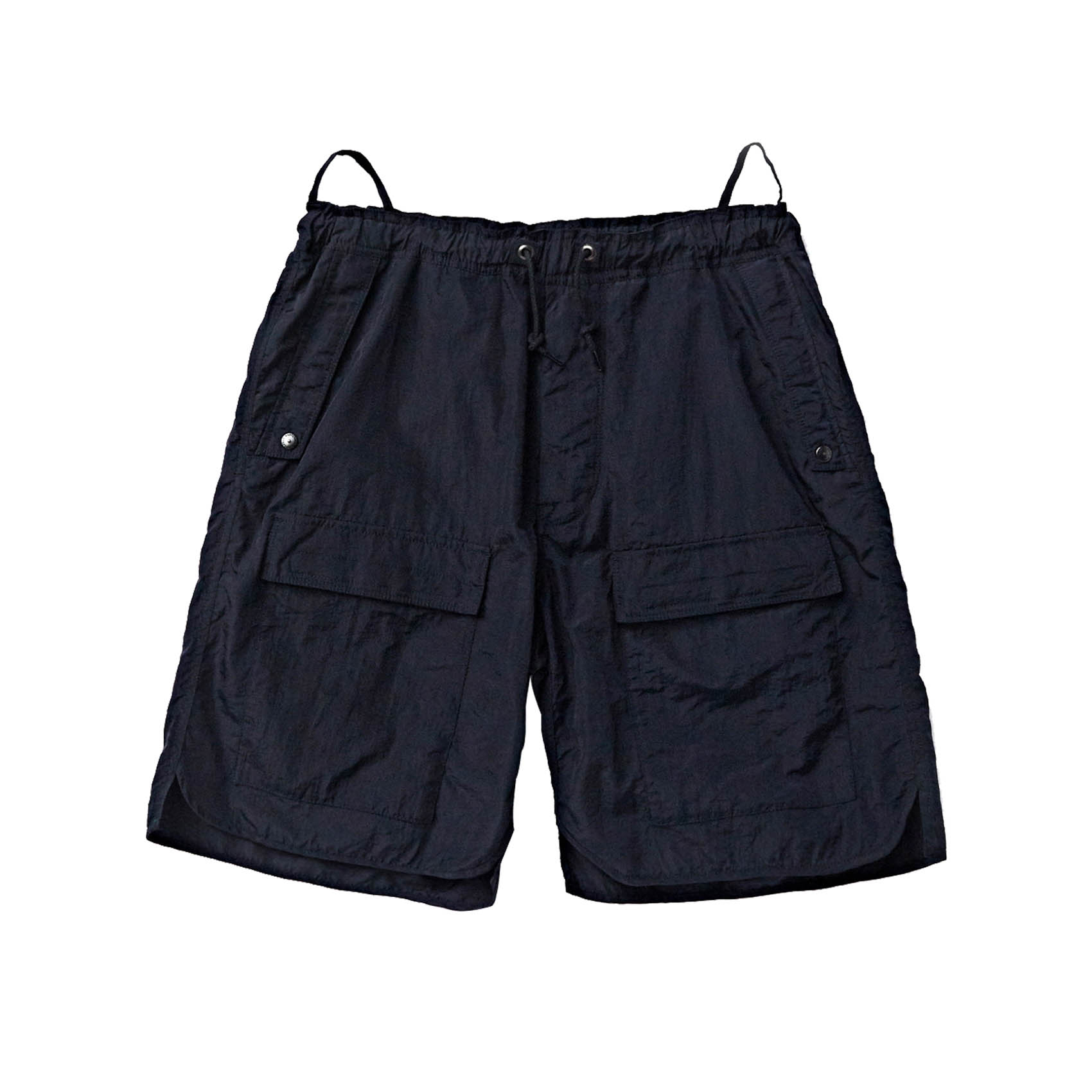 CBR SHORTS - NAVY NYLON WASHER