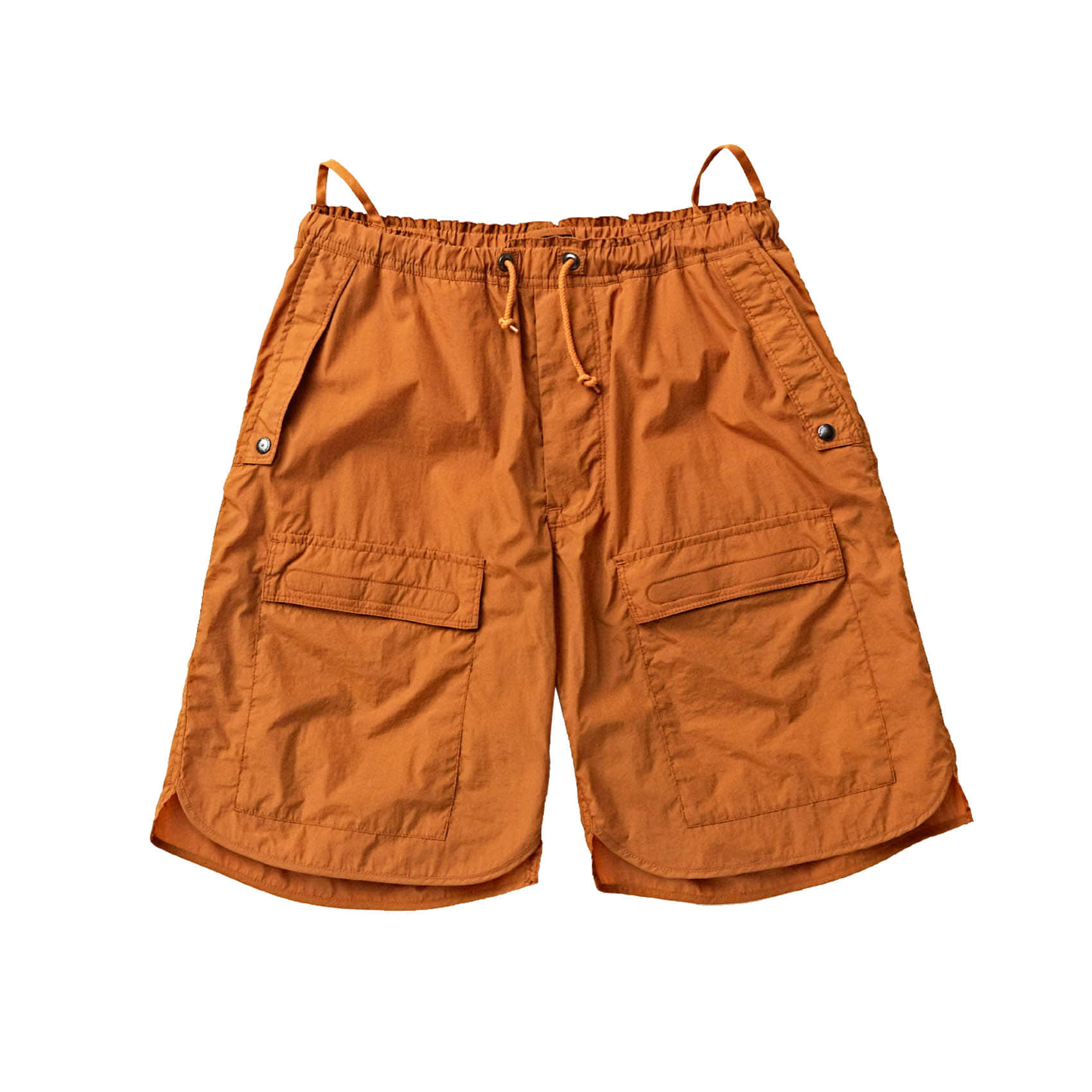 CBR SHORTS - ORANGE NYLON WASHER
