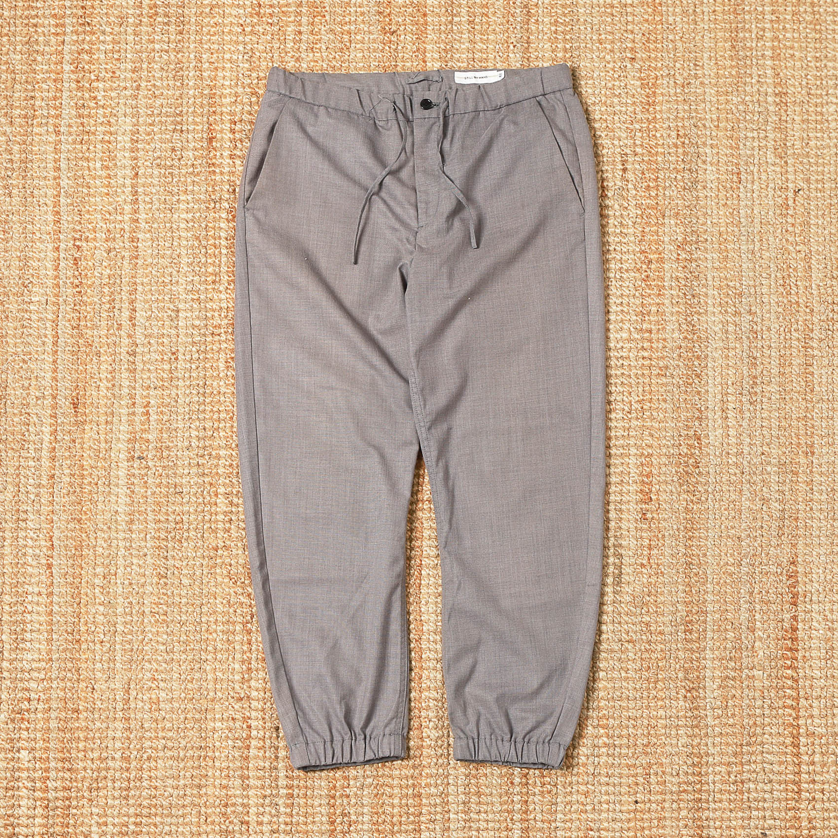 STILL BY HAND EASY PANTS