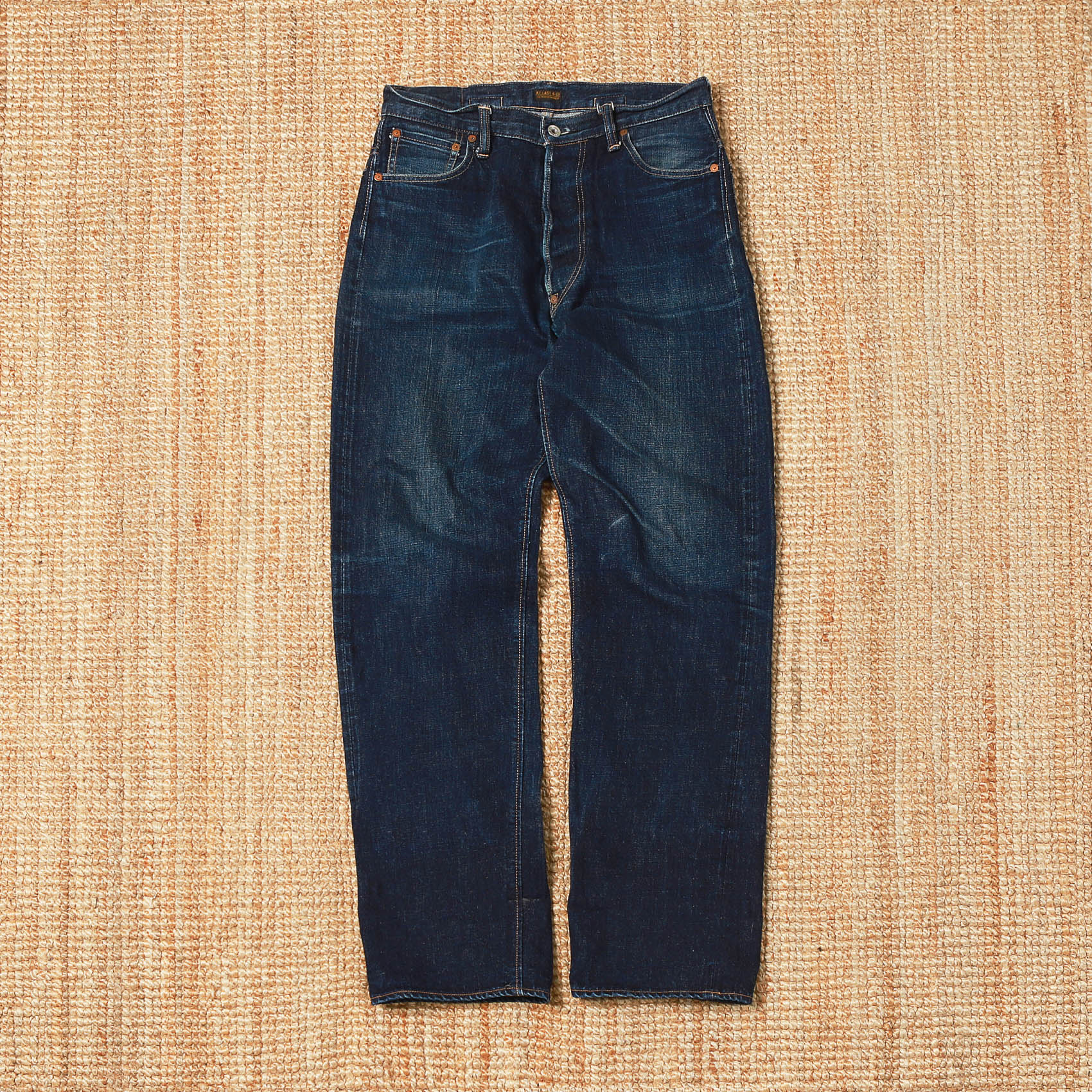 AT LAST & CO DENIM JEANS