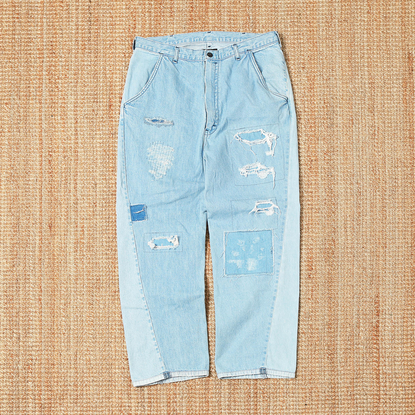 SUNNY SPORTS DISTRESS JEANS