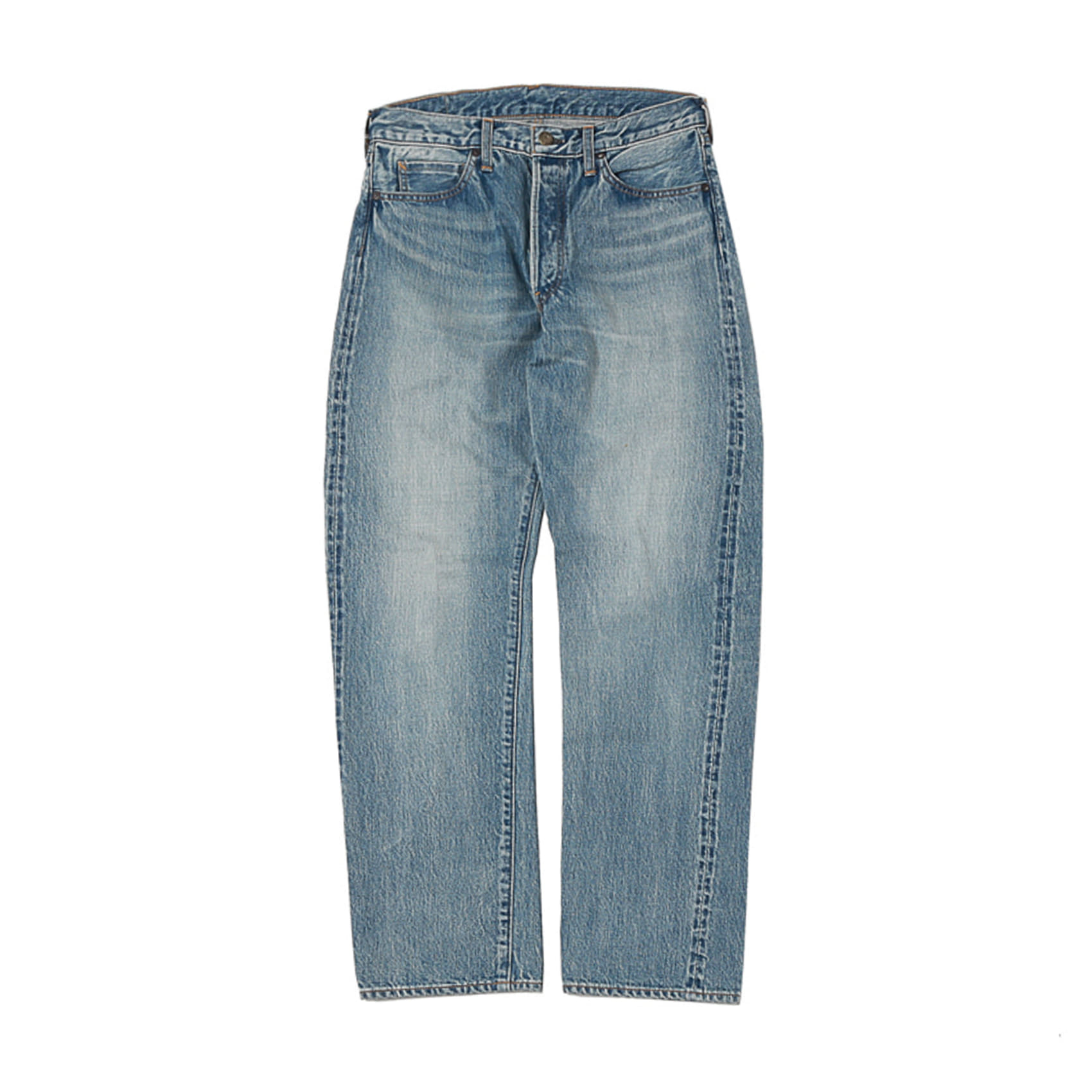 5 POCKET DENIM PANTS 901 66 - VINTAGE WASH