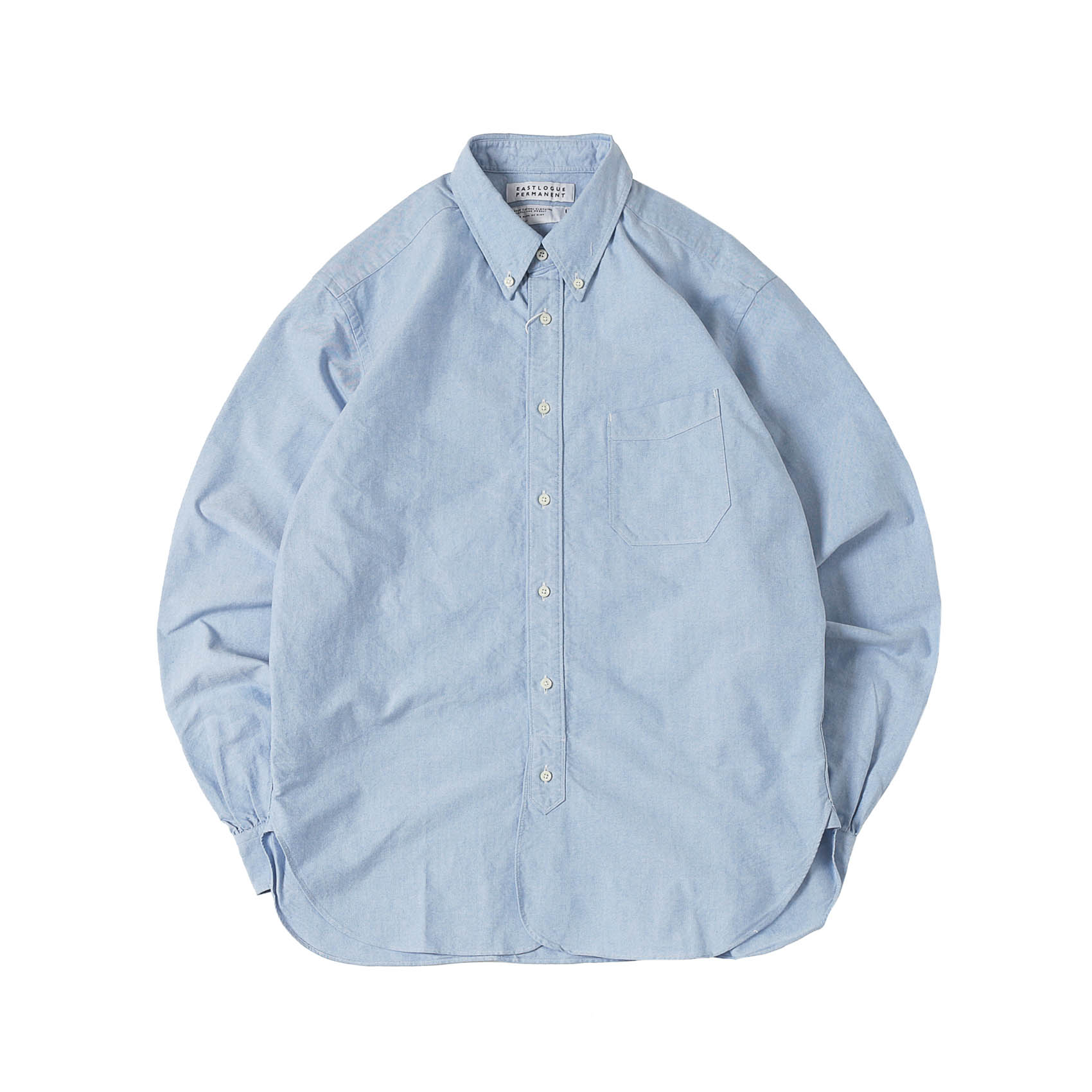 B.D REGULAR SHIRTS - BLUE OXFORD