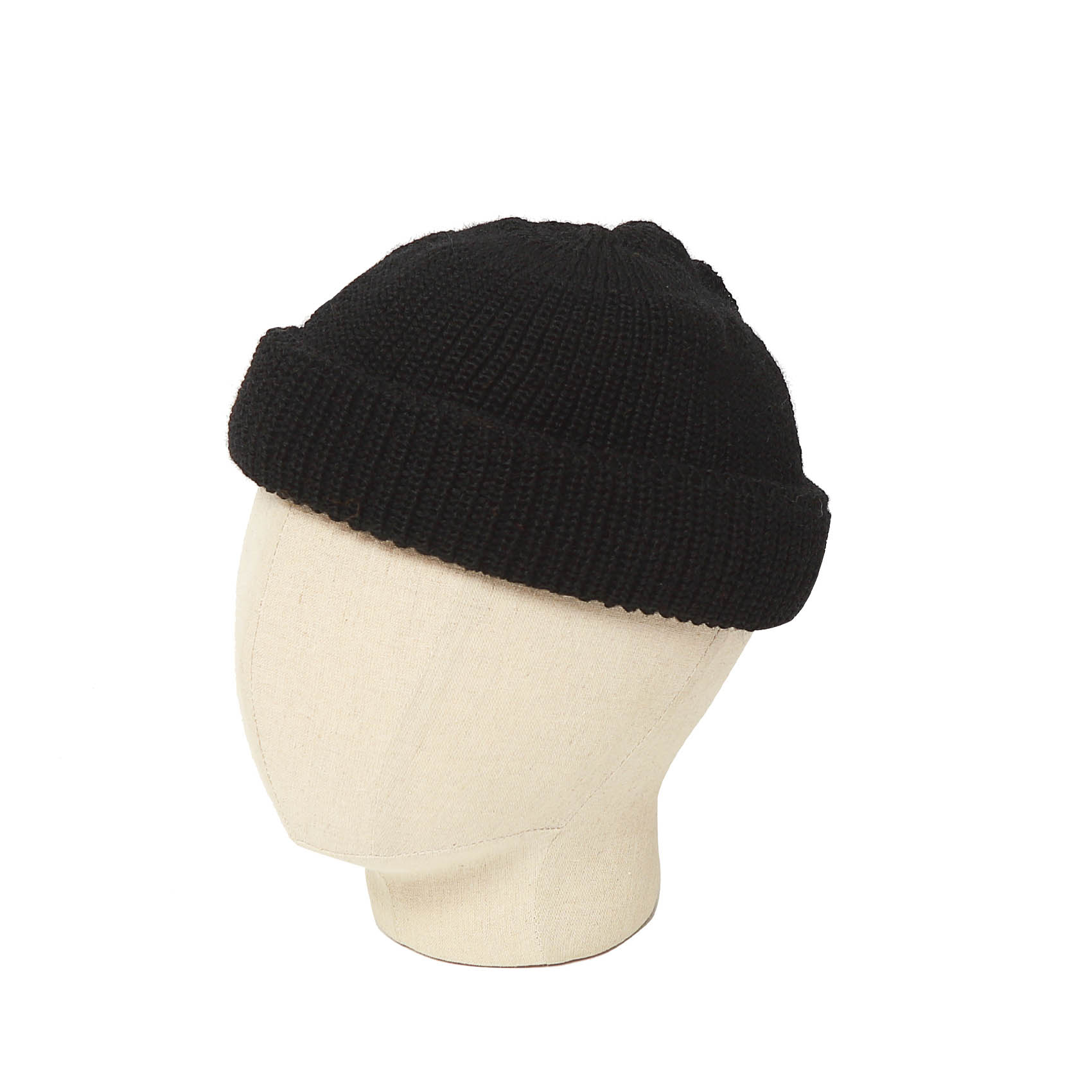 DECK HAT - BLACK