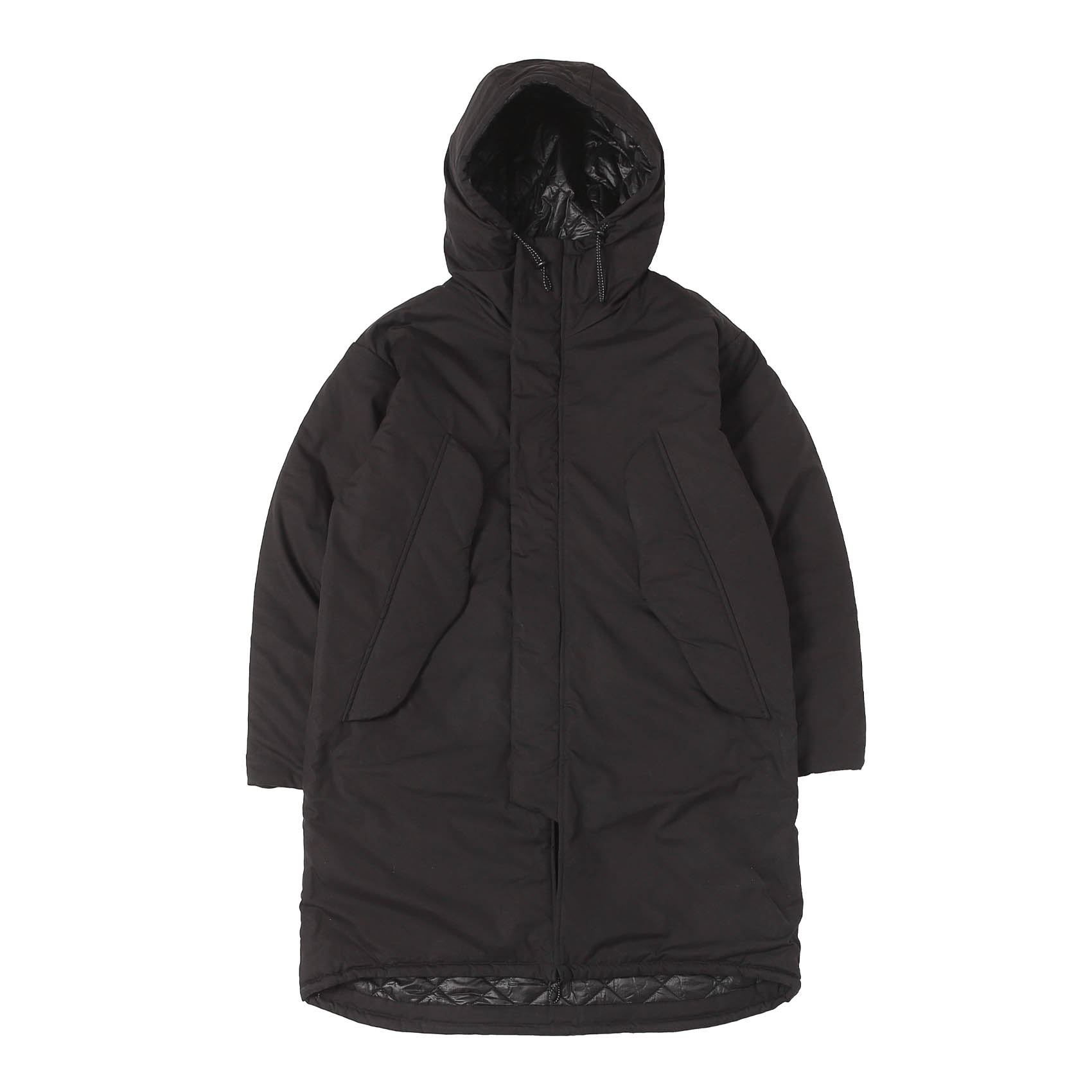 HARRY'S COAT - BLACK