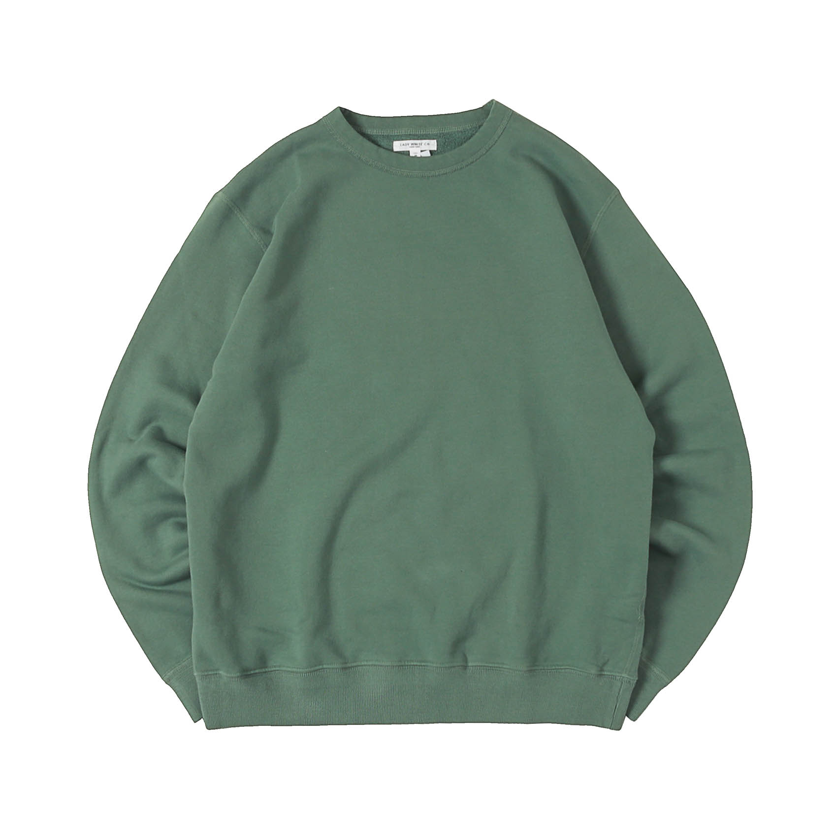 44 FLEECE - STONE GREEN