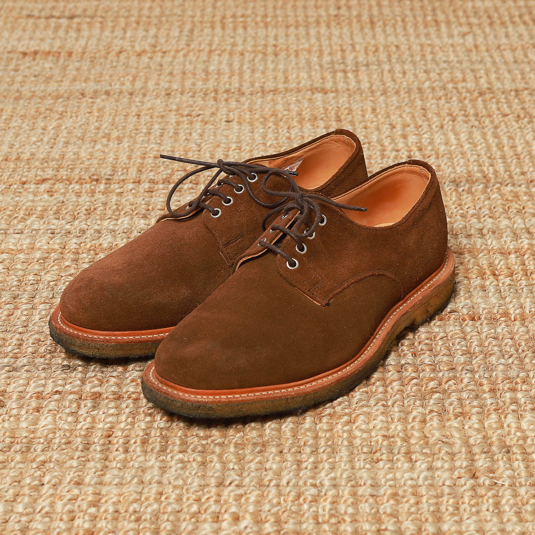 MARK MCNAIRY X WP STONE DERBY