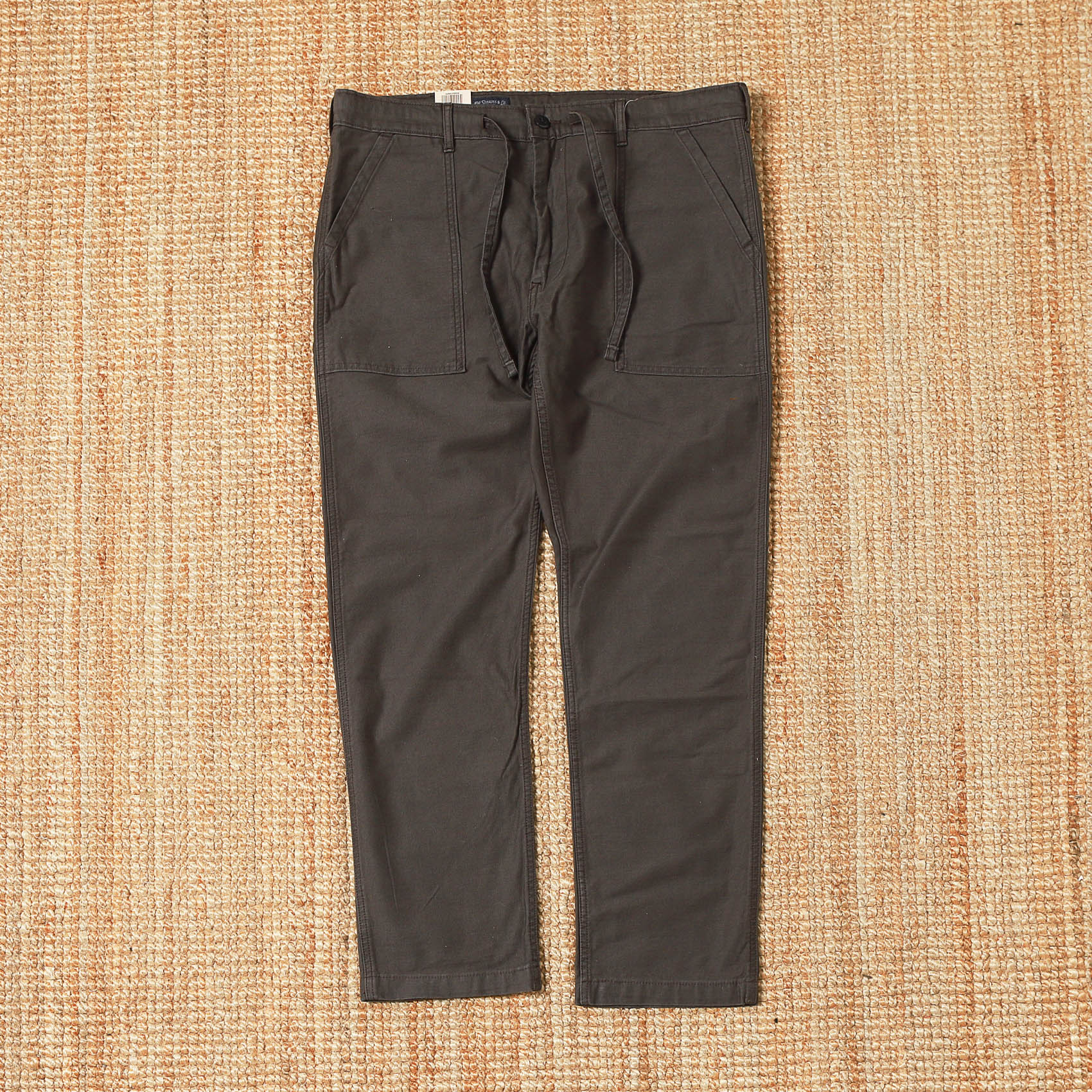 LEVIS FATIGUE PANTS - CHARCOAL