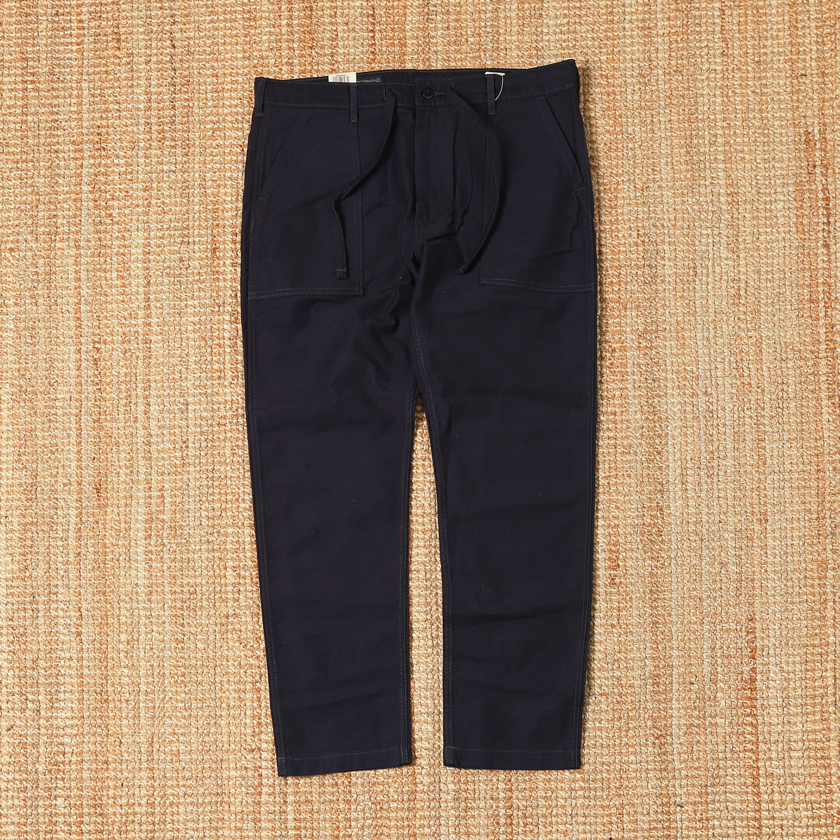 LEVIS FATIGUE PANTS - NAVY