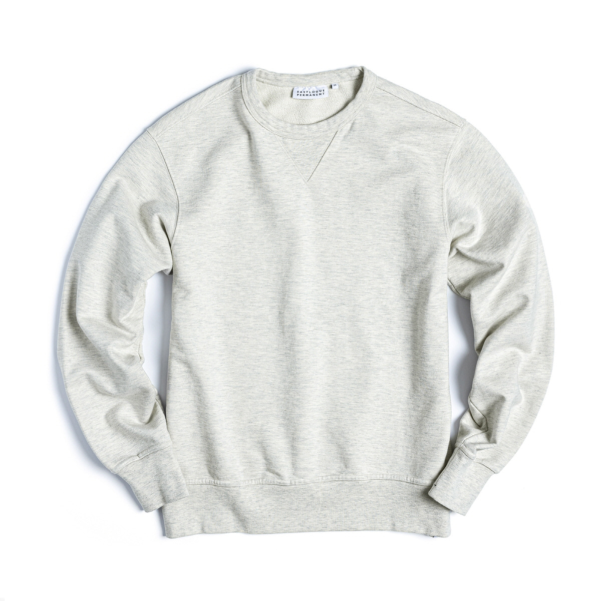 SWEAT SHIRT - OATMEAL