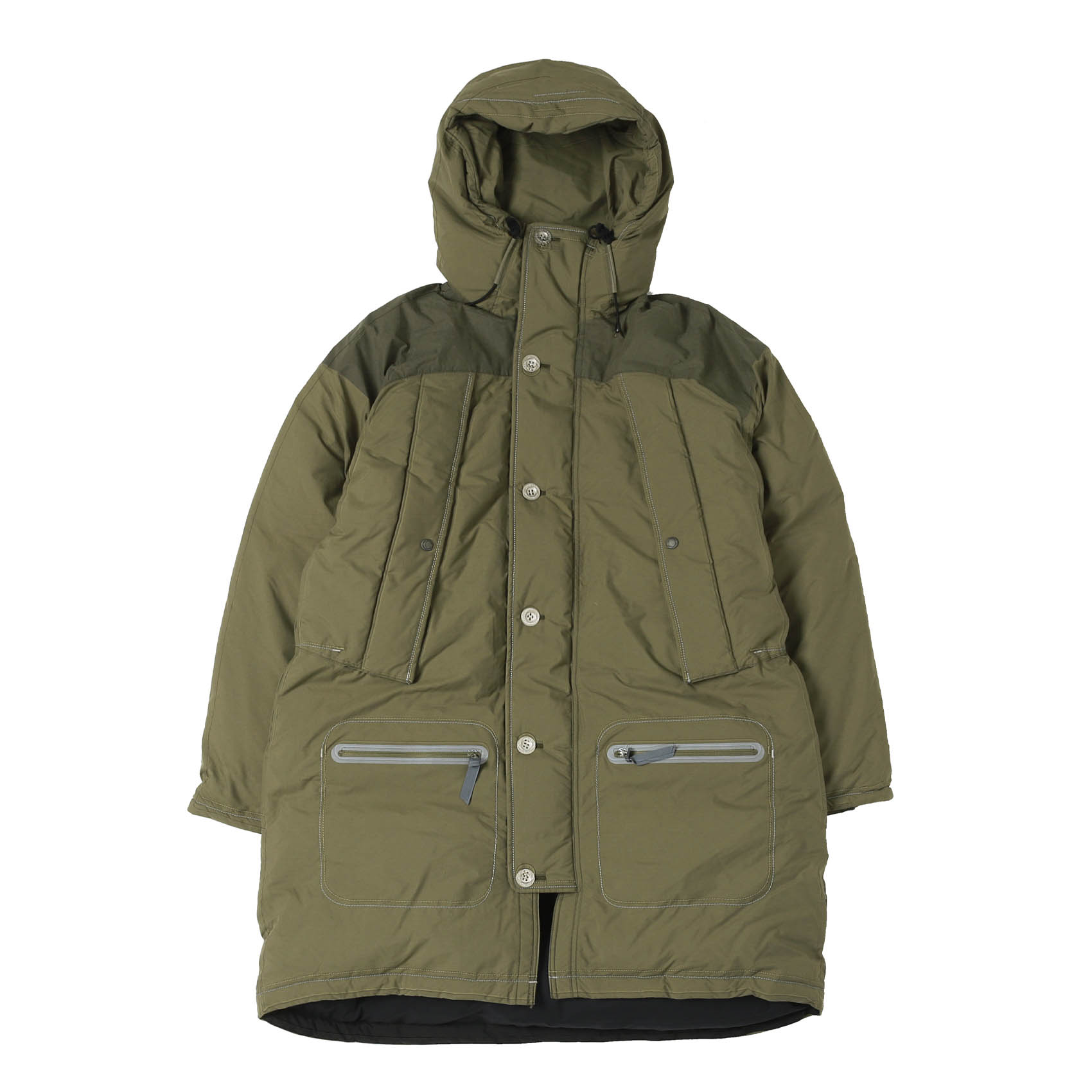 TOUGH DOWN COAT - KHAKI