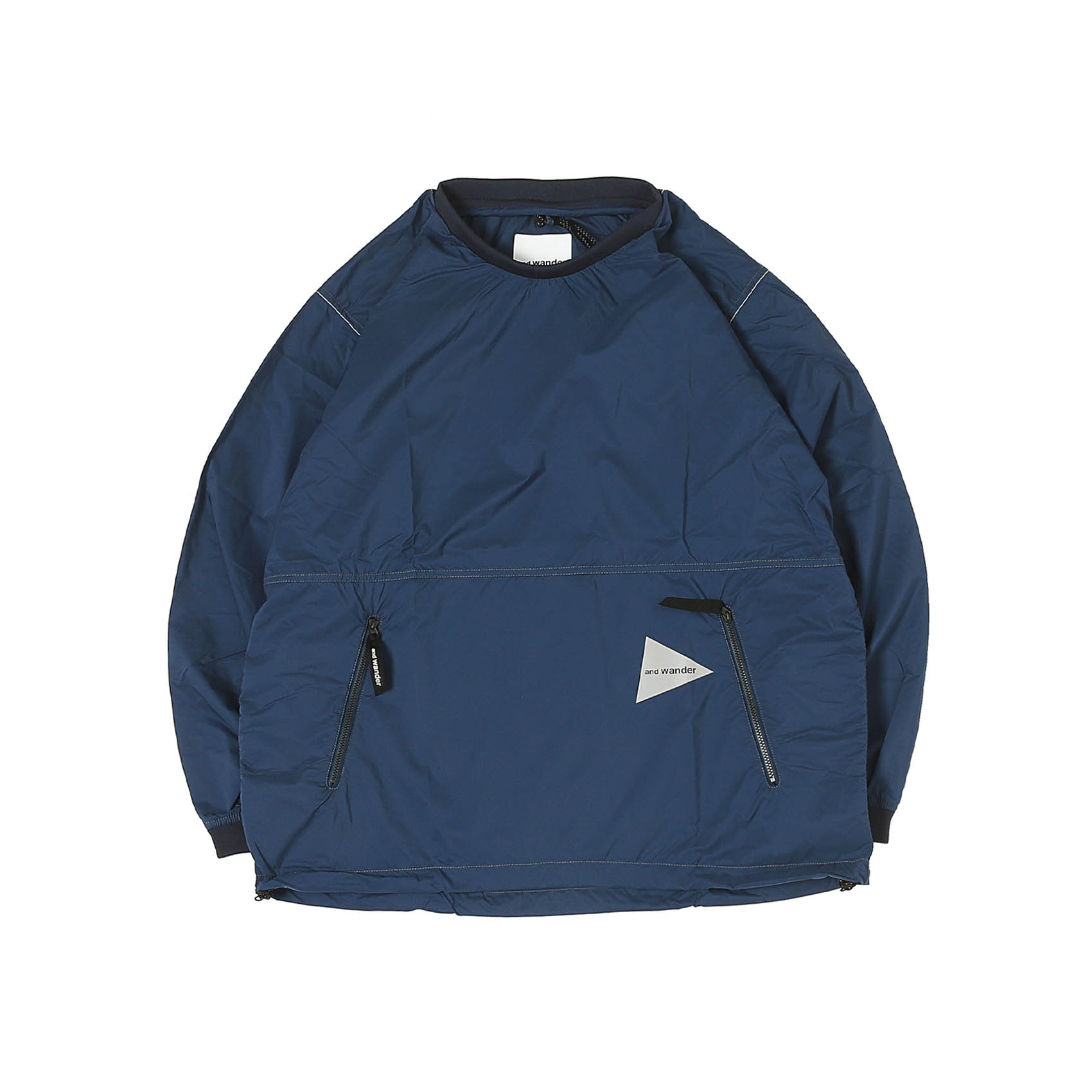 PERTEX WIND LONG SLEEVE - BLUE