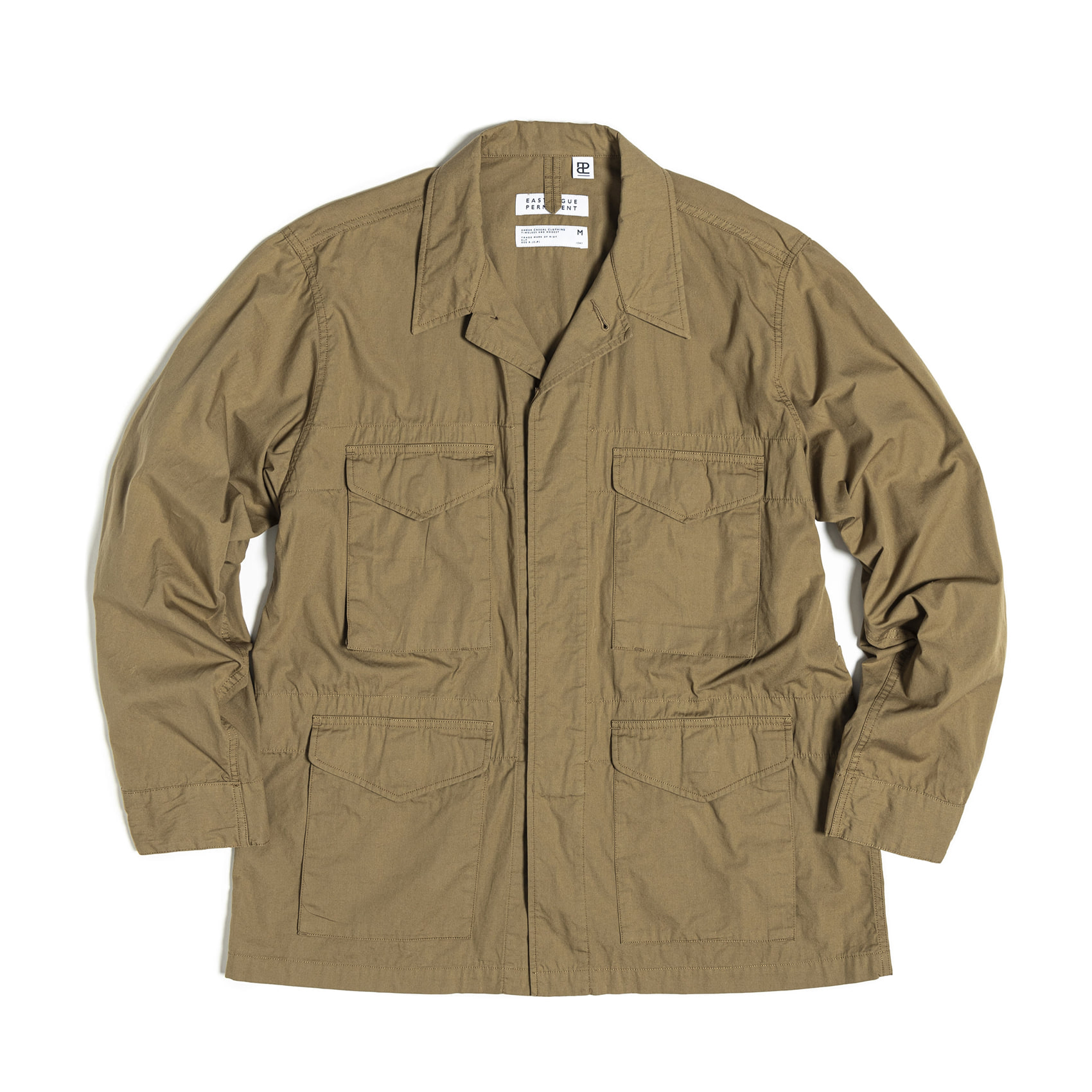 FIELD JACKET - BEIGE