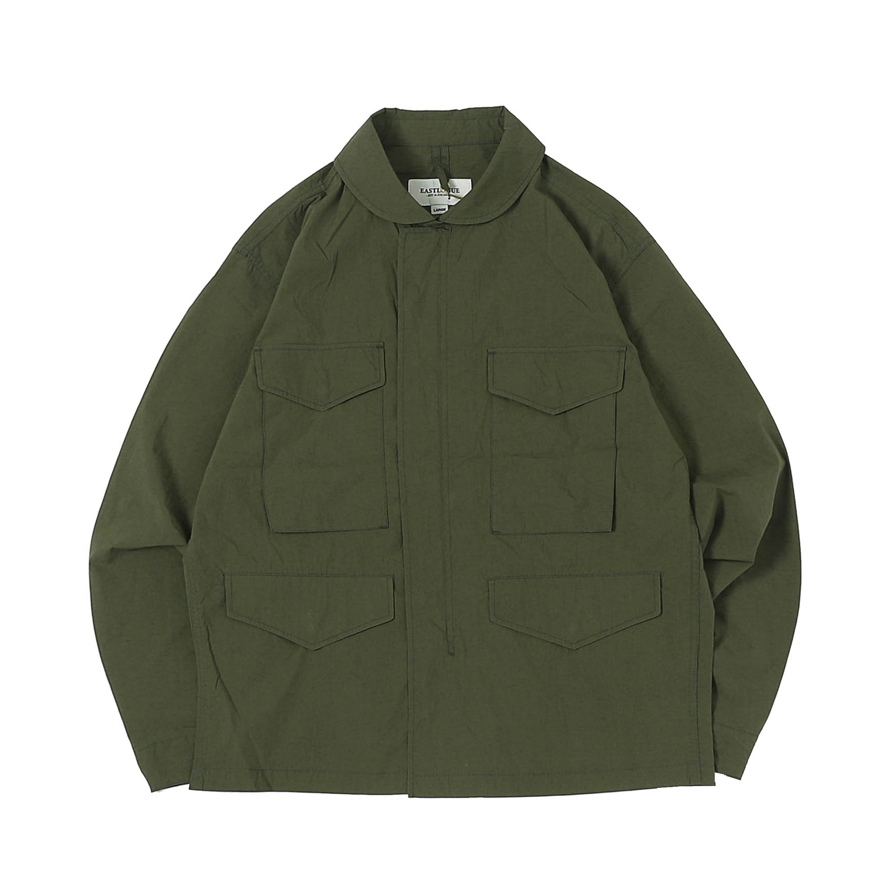 M21 JACKET - OLIVE WASHER