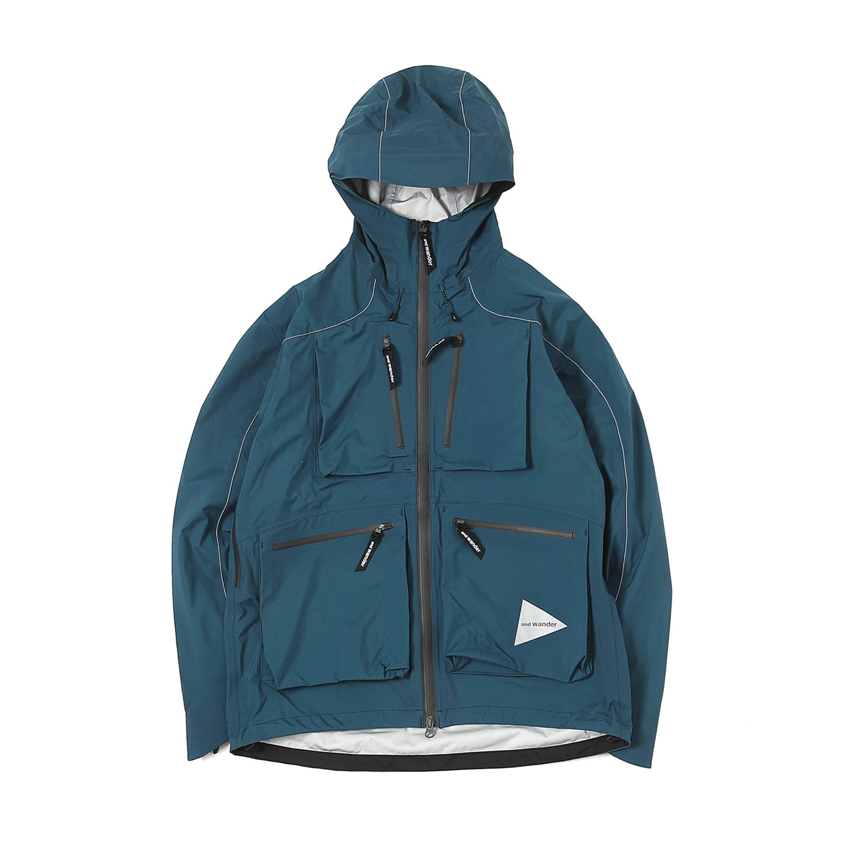 EVENT DROPPING POCKET RAIN JACKET