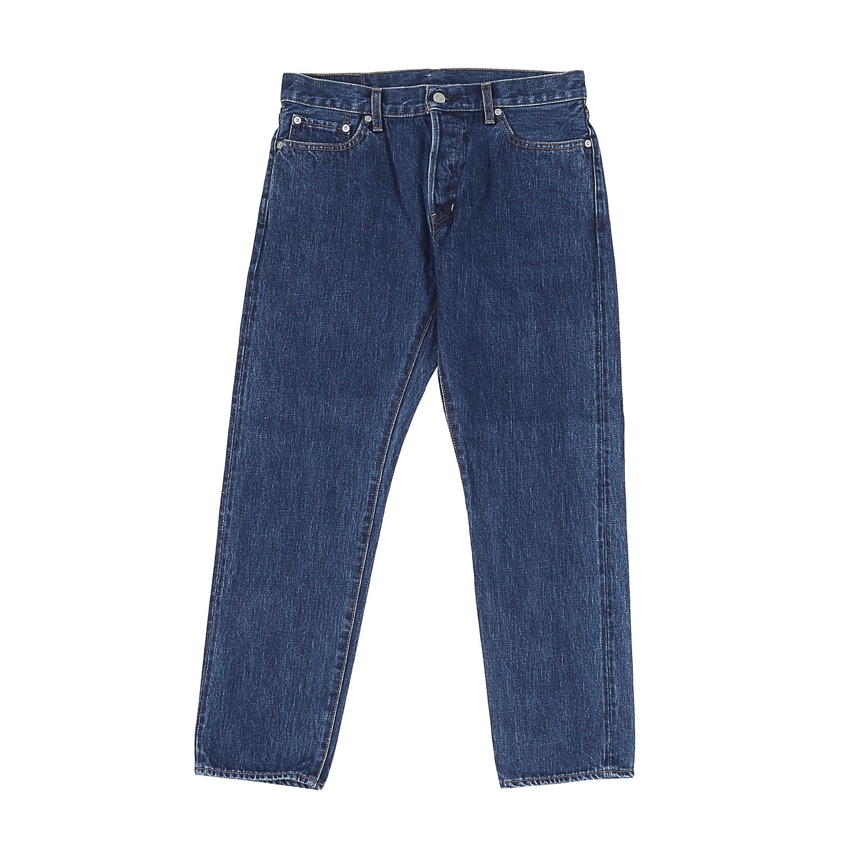 5 POCKET ROLL UP DENIM PANTS - KODAMA