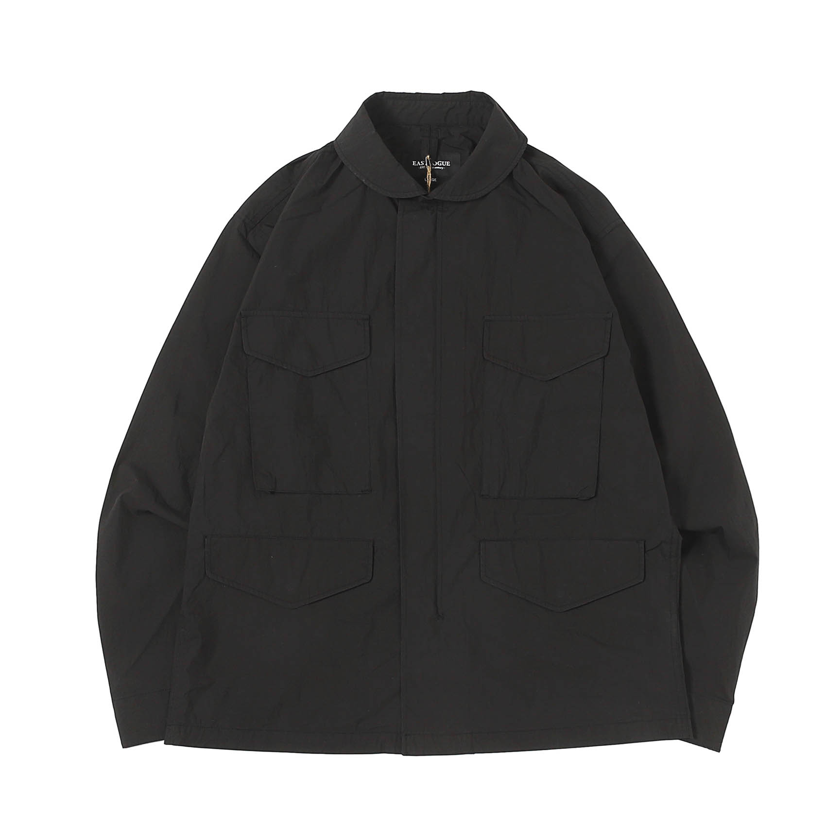 M21 JACKET - BLACK WASHER