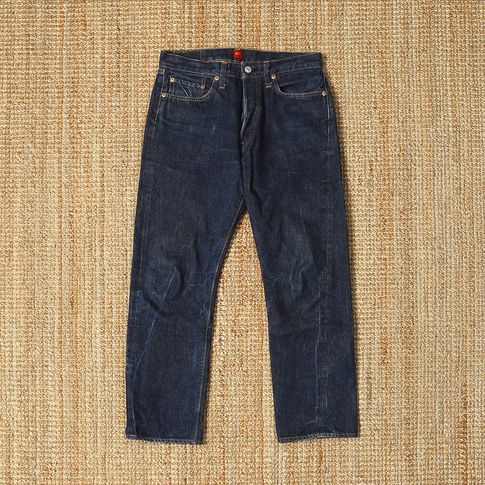 RESOLUTE 710 ONE WASH - INDIGO