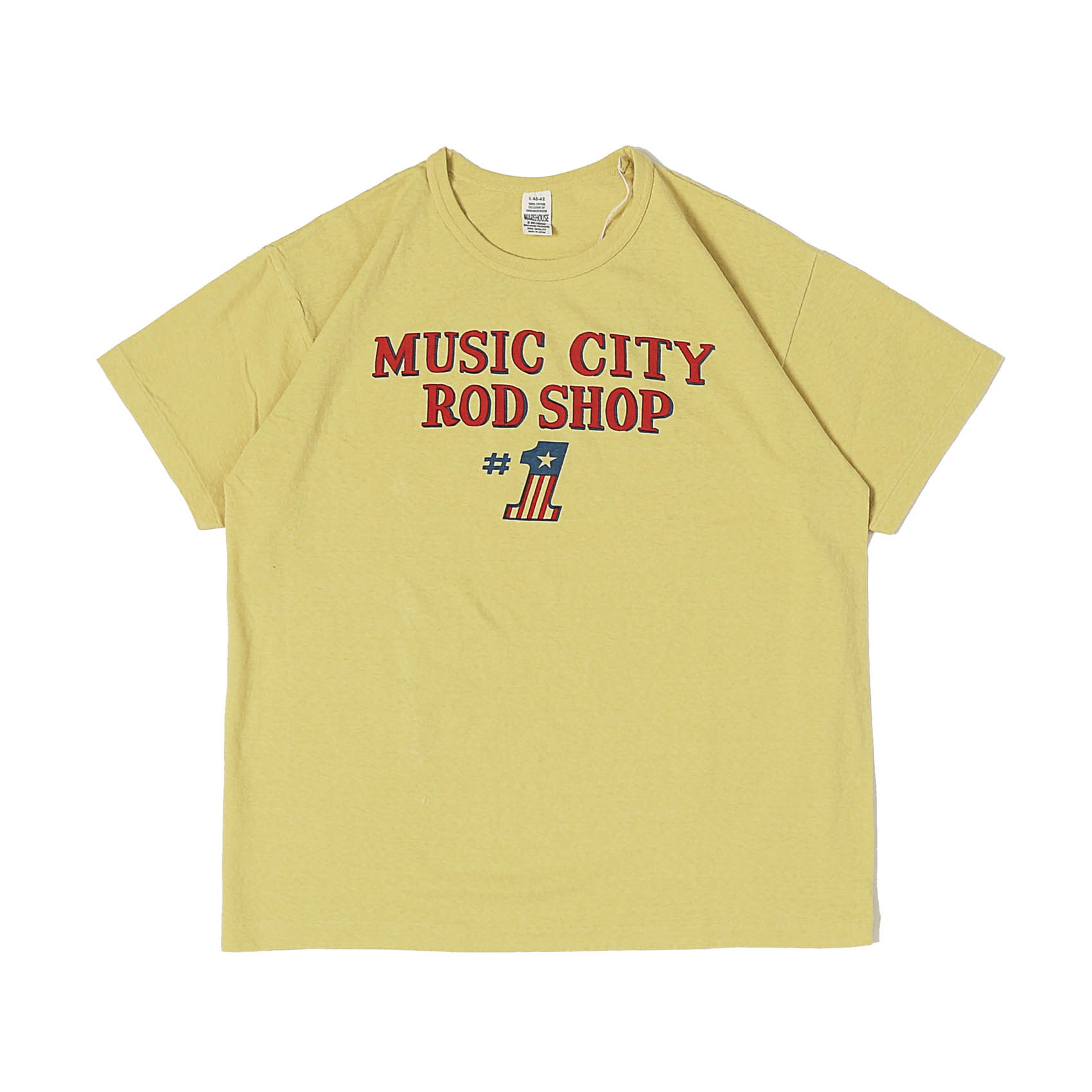 LOT 4604 MUSIC CITY - YELLOW